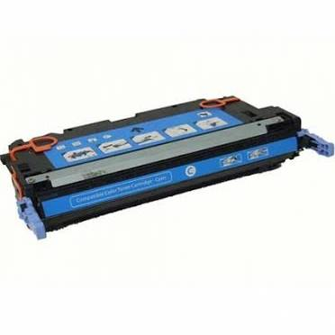 HP 643A Toner Cartridge - Cyan, Premium Compatible (Q5951A)