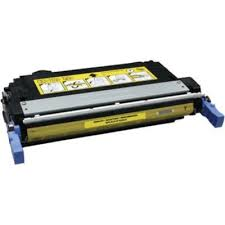HP 643A Toner Cartridge - Yellow, Premium Compatible (Q5952A)