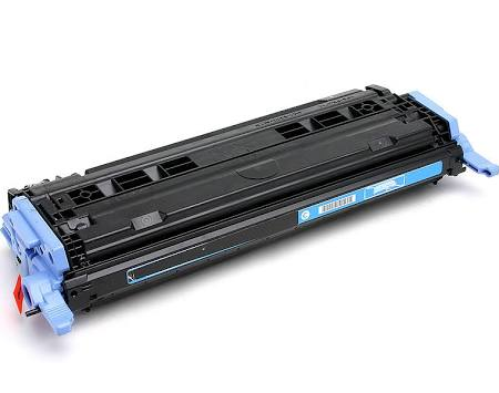 HP 124A Toner Cartridge - Cyan, Premium Compatible (Q6001A)