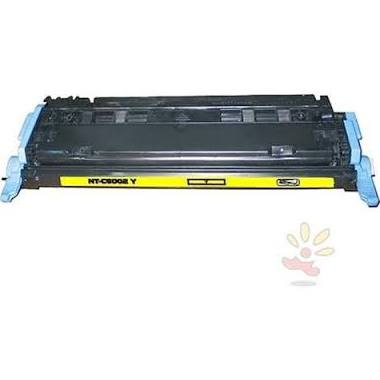 HP 124A Toner Cartridge - Yellow, Premium Compatible (Q6002A)