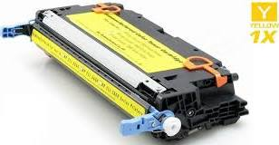 HP 644A Toner Cartridge - Yellow, Premium Compatible (Q6462A)