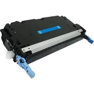 HP 502A Toner Cartridge - Cyan, Premium Compatible (Q6471A)