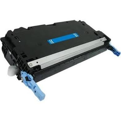 HP 503A Toner Cartridge - Cyan, Premium Compatible (Q7581A)