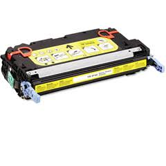 HP 503A Toner Cartridge - Yellow, Premium Compatible (Q7582A)