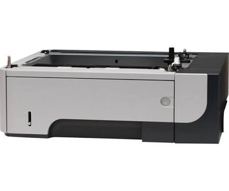 HP Optional 500-sheet feeder, (CB518A)