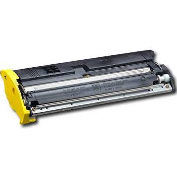 Premium Compatible Konica Minolta 1710517-006 Toner Cartridge Yellow