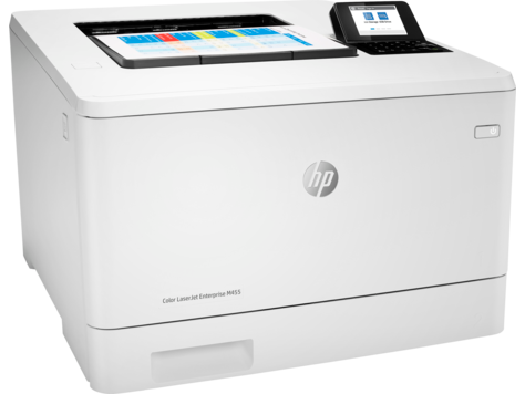 HP Color LaserJet Enterprise M455dn Color Laser Printer, New (3PZ95A)