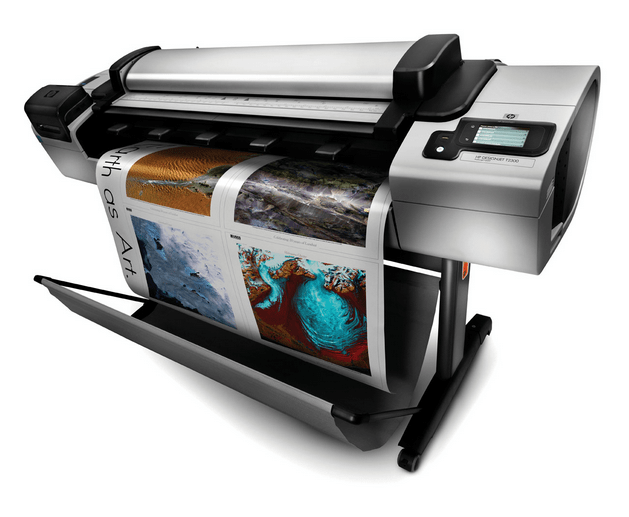 HP DesignJet T2300 eMFP 44-in  , New (CN727A)