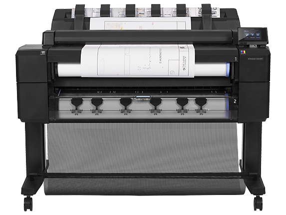 HP DesignJet T2500 36-in MFP , New (CR358A)