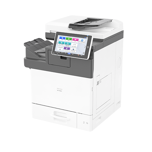 RicohIM C400SRF Color Laser Printer, Demo (418574)