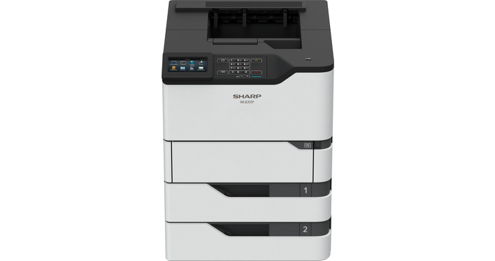 SharpMX-B557P Mono Laser Printer, Refurbished (MX-B557P)