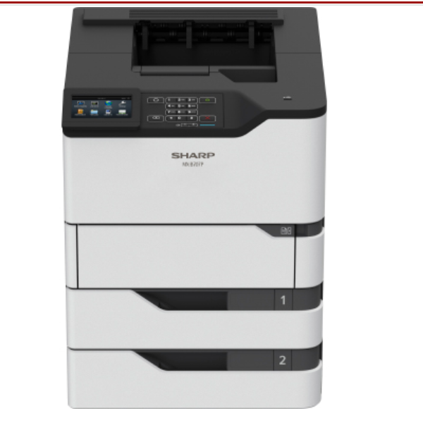 Sharp ,MX-B707P, Mono Laser Printer, Refurbished (MX-B707P)