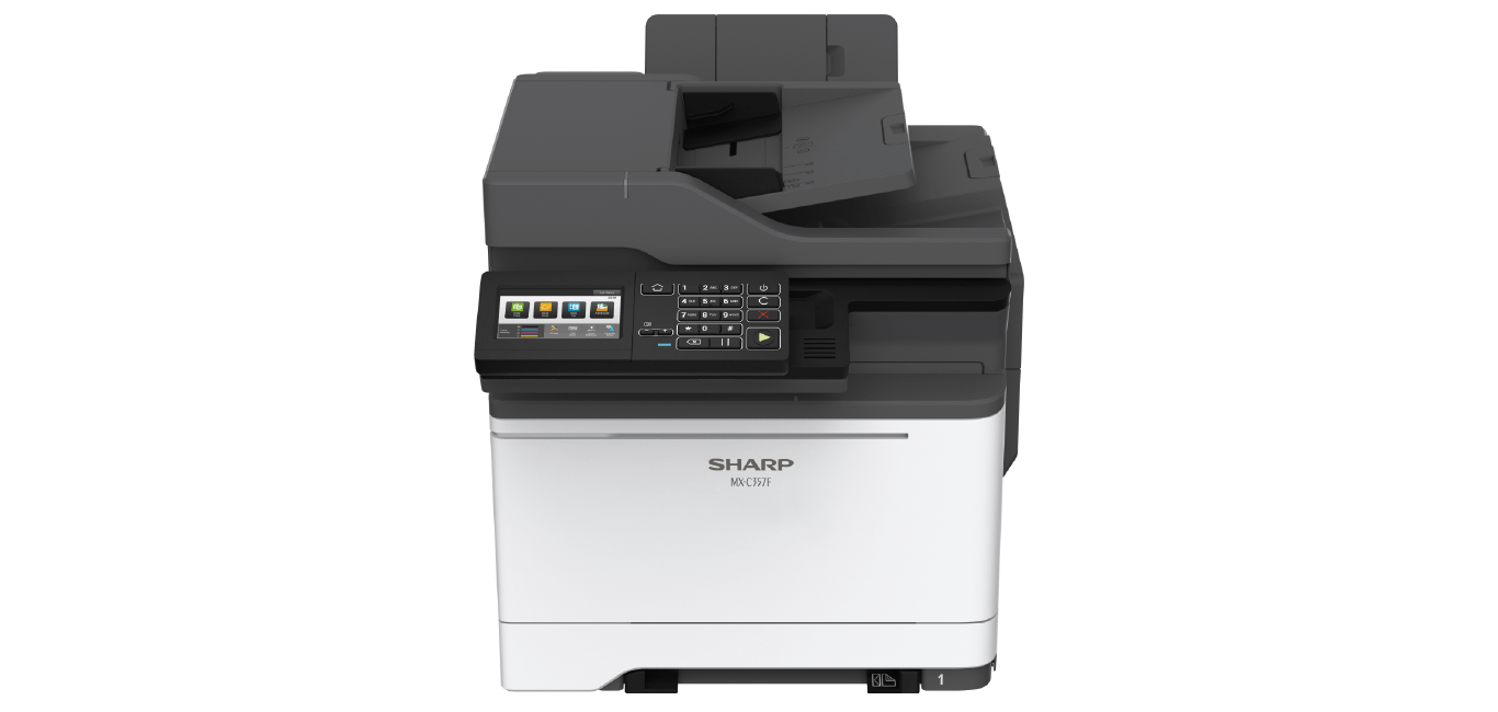 SharpMX-C357F Color Laser MFP, Refurbished (MX-C357F)