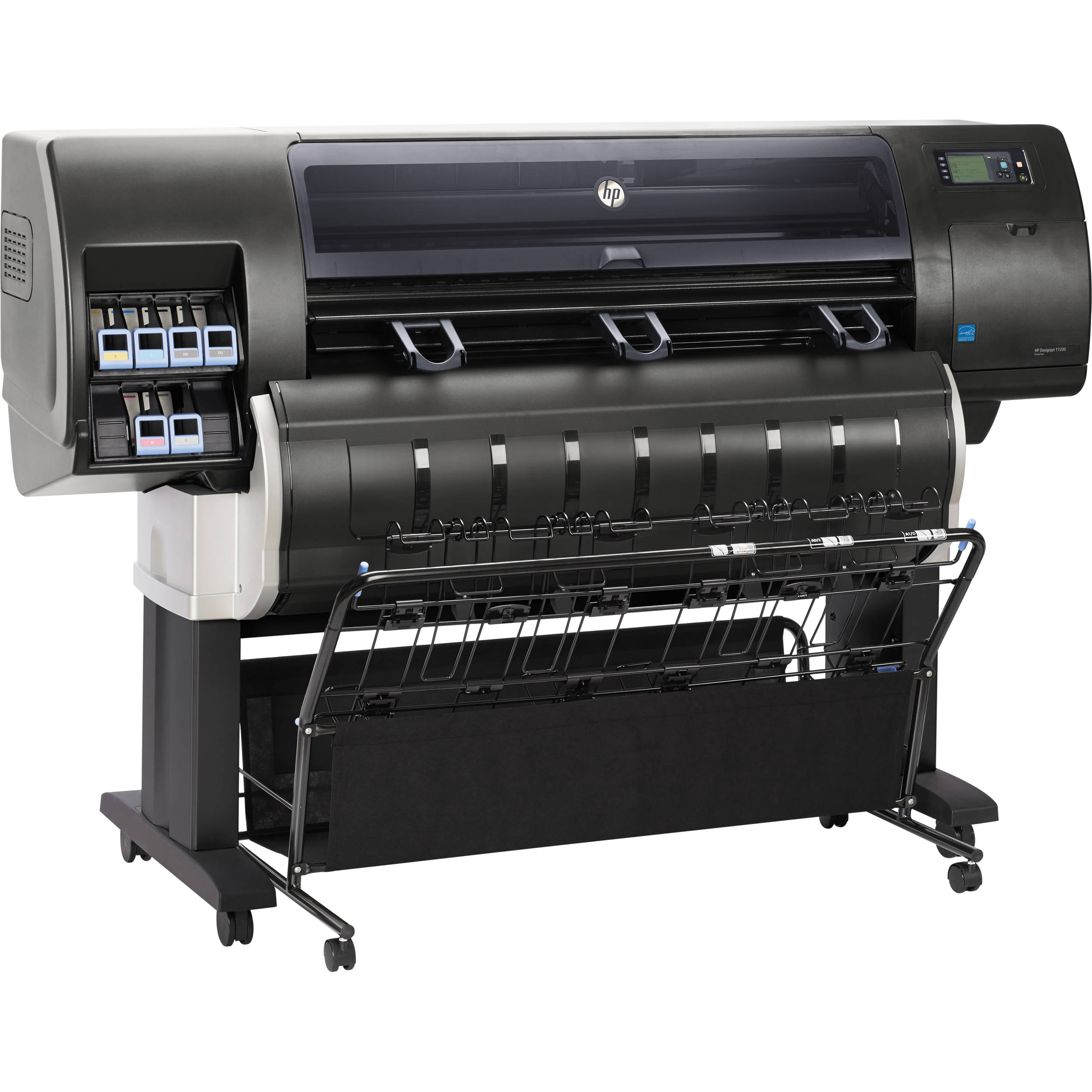 HP DesignJet T7200 42-in Production Printer , New (F2L46A)