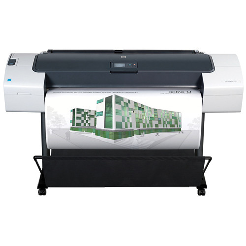 HP DesignJet T770 44-in Printer with Hard Disk , New (CN375A)