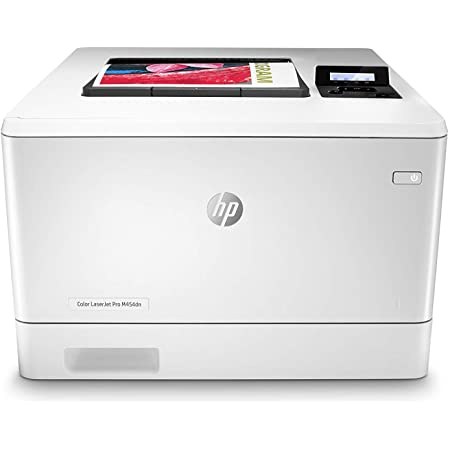 HP LaserJet Enterprise M554dn Color Laser Printer, New (7ZU81A)