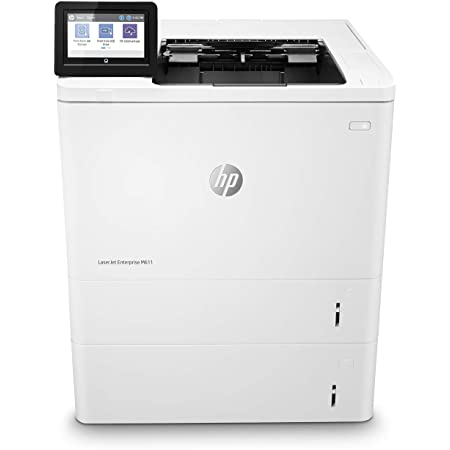 HP LaserJet Enterprise M611x Mono Laser Printer, New (7PS85A)