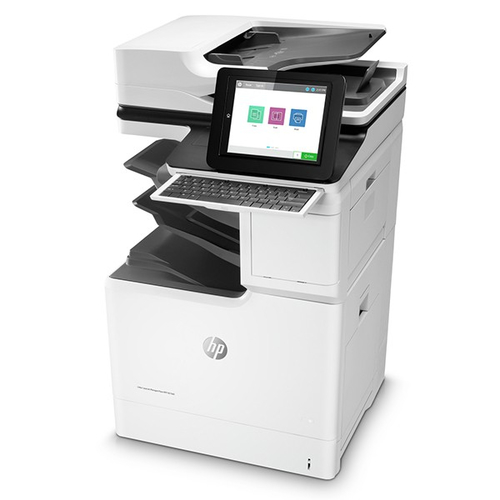 HP LaserJet Managed Flow MFP E67560z Color Laser MFP, New (L3U70A)