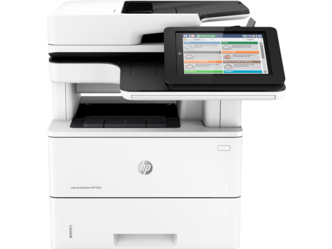 HP LaserJet Managed MFP M527dnm Mono Laser MFP, New (F2A79A)
