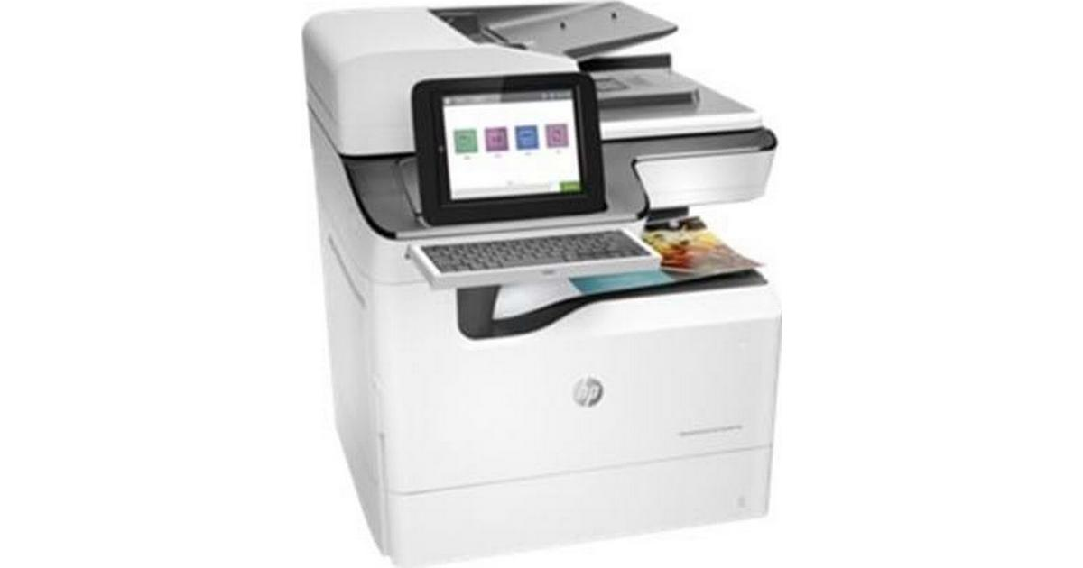 HP PageWide Enterprise Color Flow MFP 785f Color Laser MFP, New (J7Z11A)