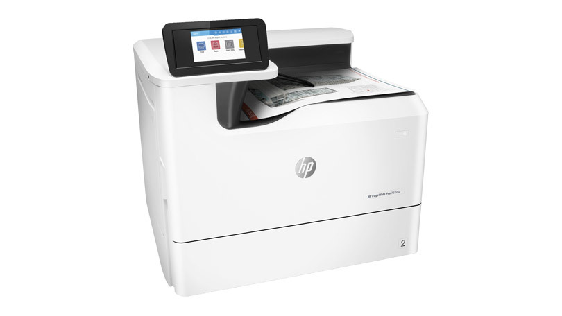 HP PageWide Pro 750dw Color Laser Printer, New (Y3Z46D)