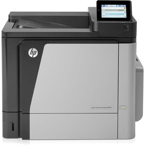 HP Color LaserJet Managed M651dnm Color Laser Printer, Refurbished (H0DC9A)
