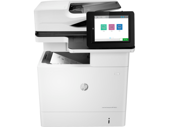 HP LaserJet Enterprise MFP M635h Mono Laser MFP, Refurbished (7PS97A)