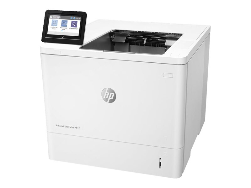 HP LaserJet Enterprise M612dn Mono Laser Printer, Demo (7PS86A)