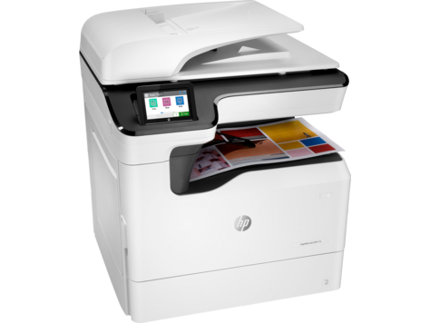 HP PageWide Color MFP 774dn Color Laser MFP, Demo (4PZ43A)