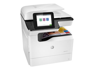 HP PageWide Color MFP 779dns Color Laser MFP, Refurbished (4PZ46A)
