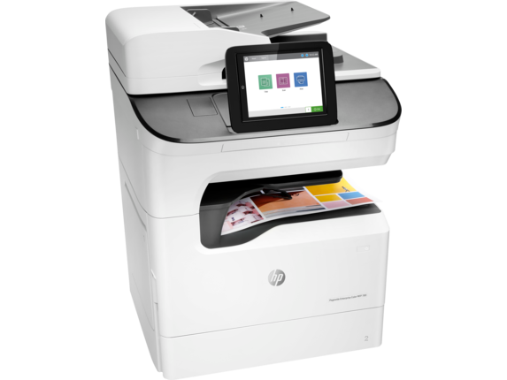 HP PageWide Enterprise Color MFP 780dns Color Laser MFP, Demo (J7Z10A)