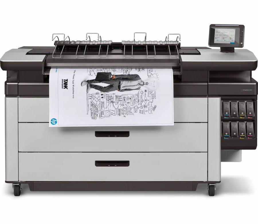 HP PageWide XL 6000 , Demo (2RQ11B)