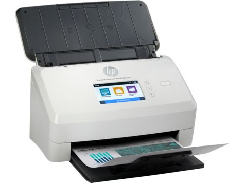 HP ScanJet Enterprise Flow N7000 snw1  Scanner, Demo (6FW10A)