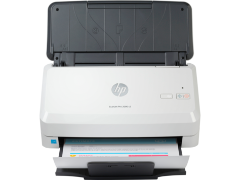 HP Scanjet Pro 2000 s2 Sheet-feed  Scanner, Demo (6FW06A)