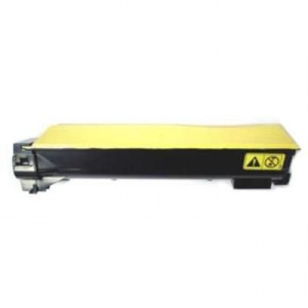 Kyocera TK-5242Y Toner Cartridge - Yellow, Compatible (1T02R7AUS0)