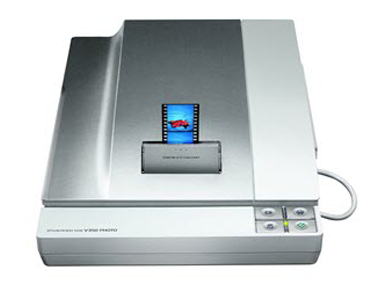 Epson Perfection V350 Photo Scanner, Fully Refurbished (B11B185011)