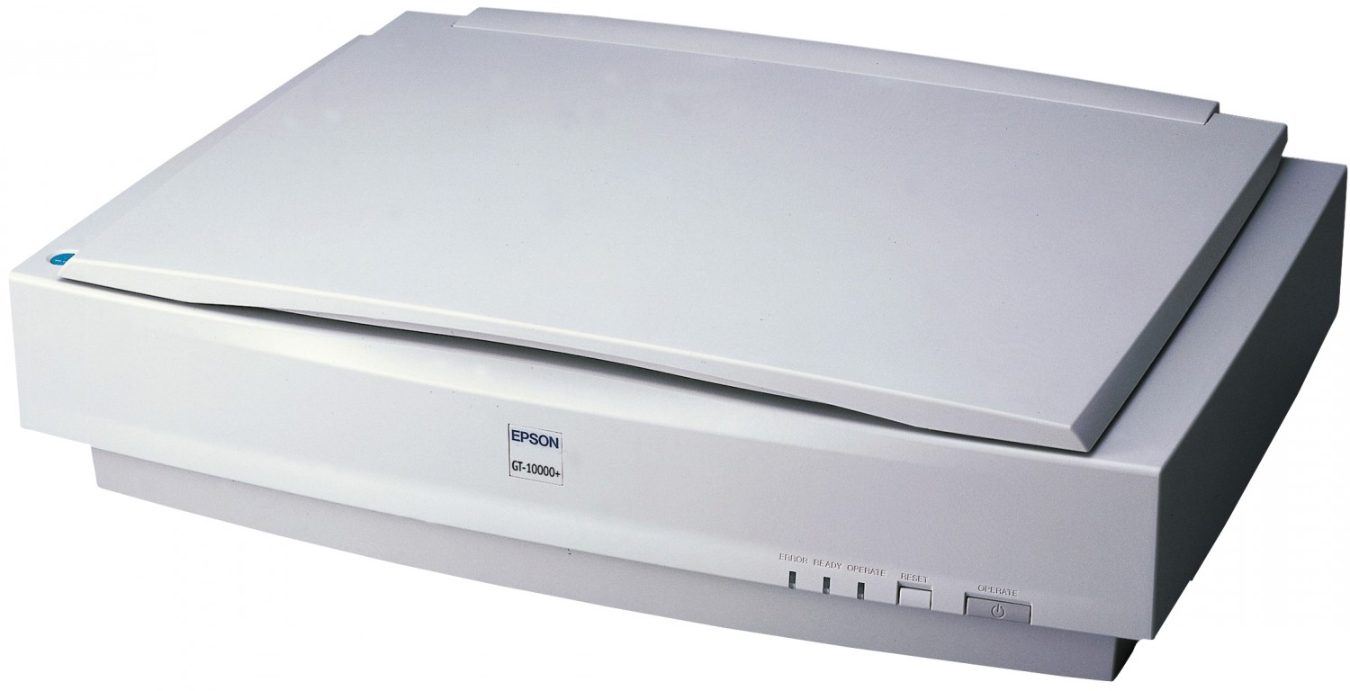 Epson GT-10000+ Scanner, Fully Refurbished (B107011F)