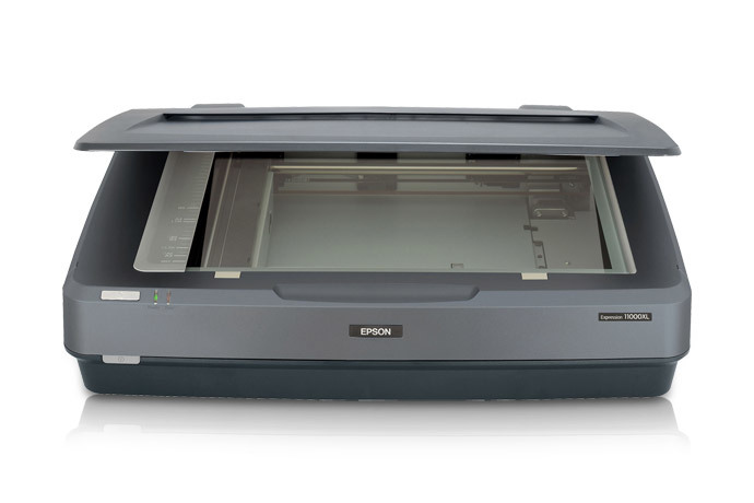 Epson Expression 11000XL - Graphic Arts Scanner, Fully Refurbished (E11000XL-GA)