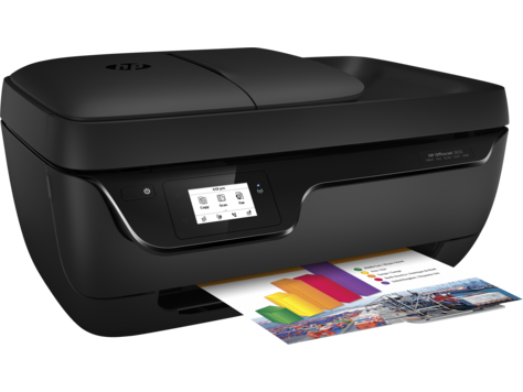 HP OfficeJet 3830 Color Inkjet MFP, Fully Refurbished (K7V40A)