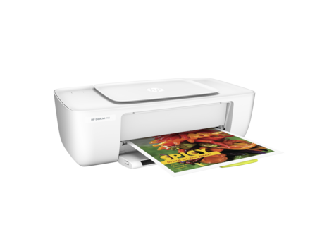 HP DeskJet 1112 Color Inkjet Printer, Fully Refurbished (F5S23A)