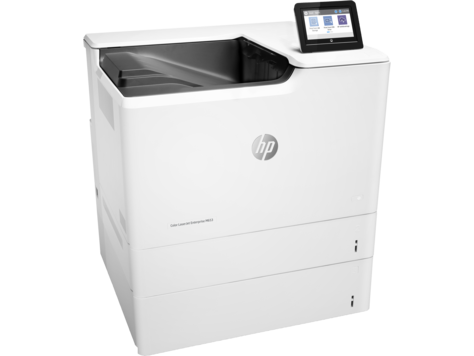 HP Color LaserJet Enterprise M653x Color Laser Printer, Fully Refurbished (J8A05A)