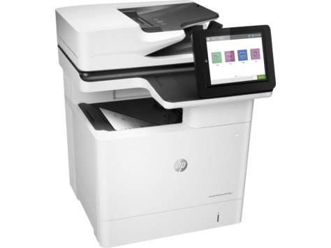 HP LaserJet Enterprise M633fh Mono Laser MFP, Fully Refurbished (J8J76A)