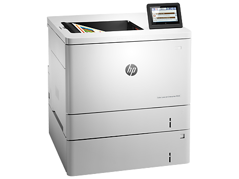 HP Color LaserJet Enterprise M553x Color Laser Printer, Fully Refurbished (B5L26A)