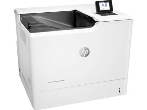 HP Color LaserJet Enterprise M652dn Color Laser Printer, Fully Refurbished (J7Z99A)