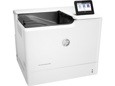 HP Color LaserJet Enterprise M653dn Color Laser Printer, Fully Refurbished (J8A04A)
