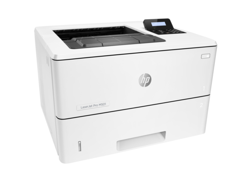 HP LaserJet Pro M501dn Mono Laser Printer, Fully Refurbished (J8H61A)