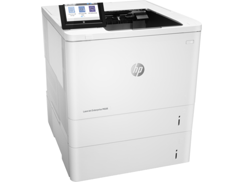 HP LaserJet Enterprise M608x Mono Laser Printer, Fully Refurbished (K0Q19A)