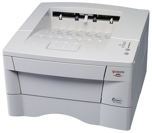 Kyocera ECOSYS FS-1010 Mono Laser Printer, Fully Refurbished (FS-1010)