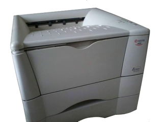 Kyocera ECOSYS FS-1010N Mono Laser Printer, Fully Refurbished (FS-1010N)
