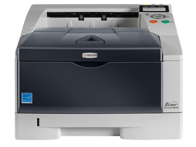 Kyocera ECOSYS FS-1370DN Mono Laser Printer, Fully Refurbished (FS-1370DN)